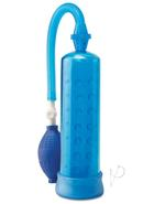 Pump Worx Silicone Power Pump Blue