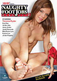 Naughty Footjobs Hardcut 02