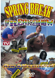 Spring Break Freakshow (disc)