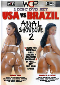 Usa Vs Brazil Anal Showdown 02