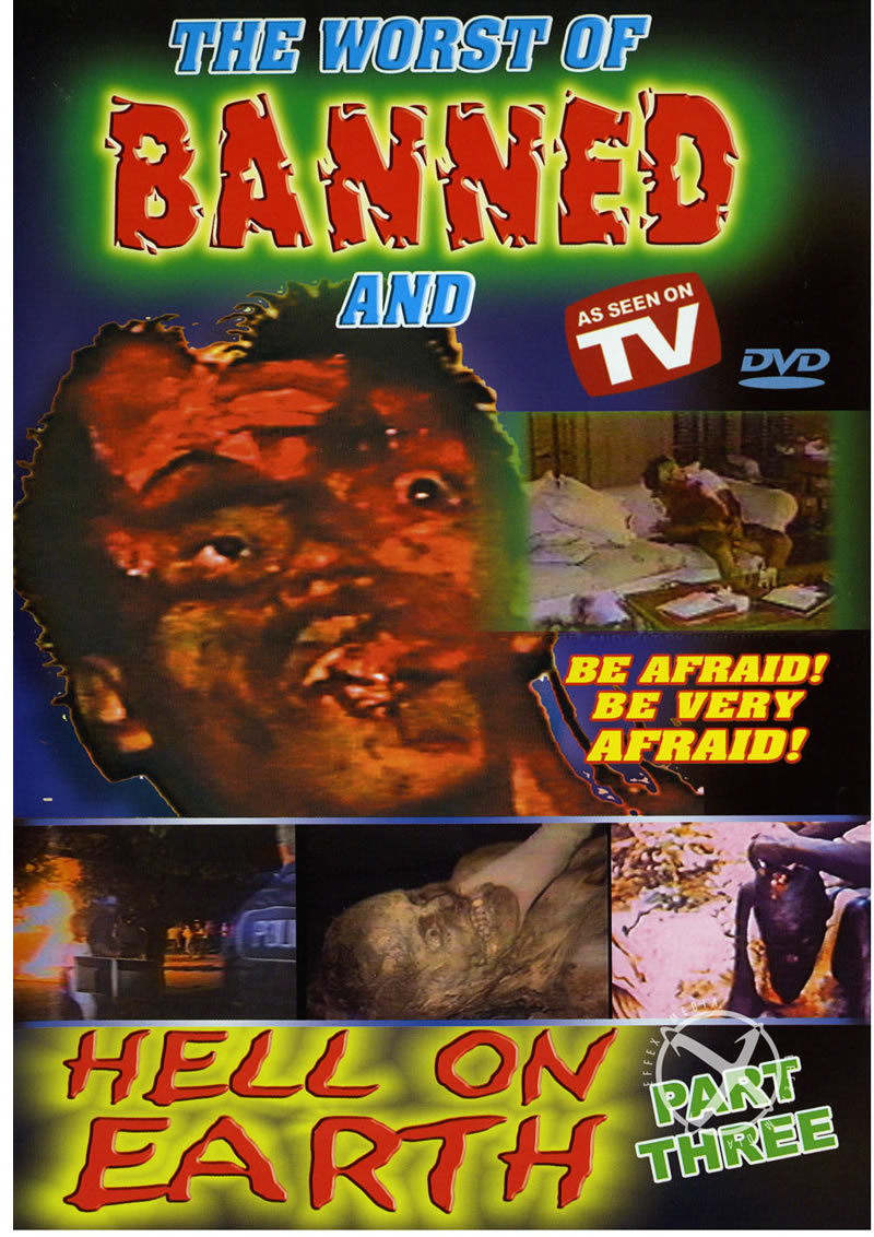 The Worst Of Banned 03(gore) (disc)