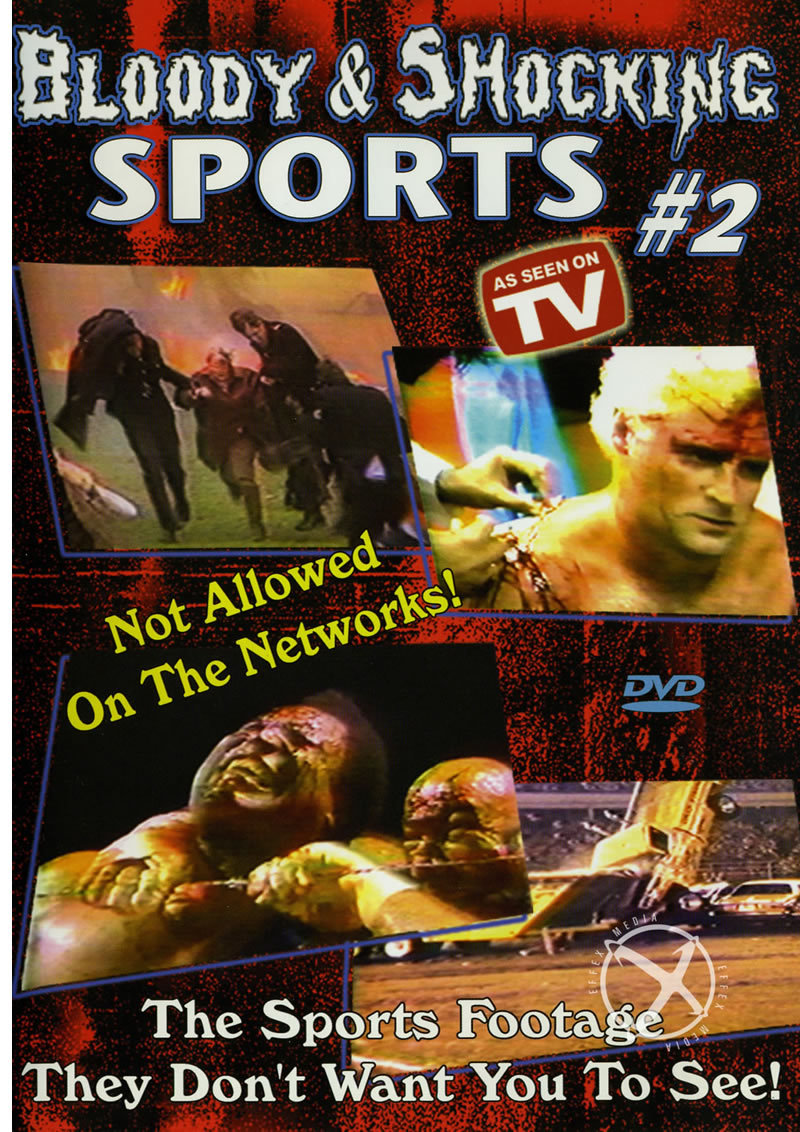 Bloody and Shocking Sports 02 (disc)